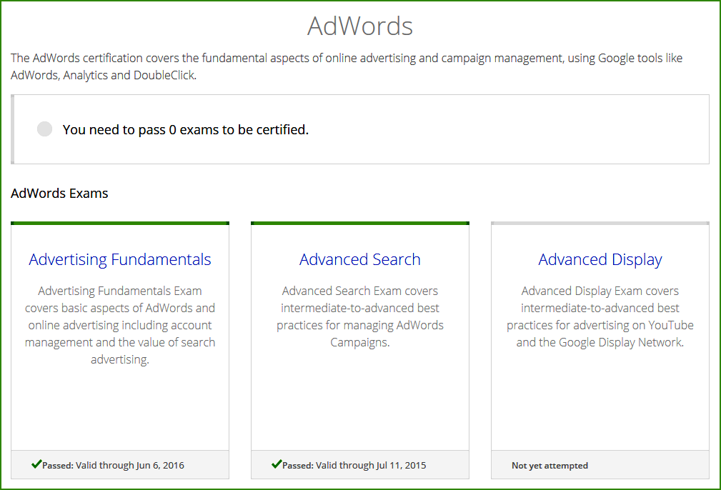 How to become a Google AdWords certified professional and why ...